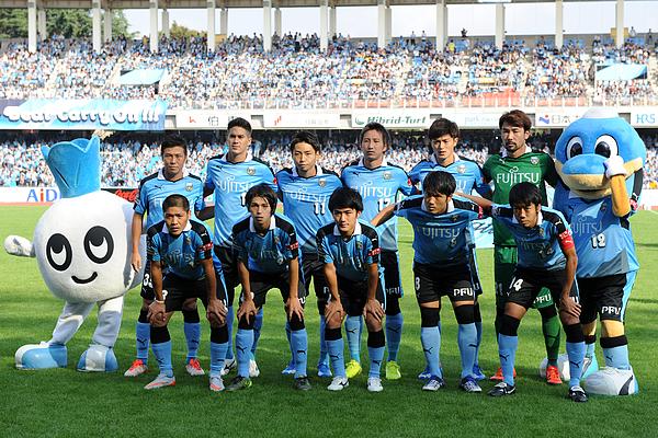 Kawasaki Frontale V Yokohama F.marinos - J. League 2015 Photograph by Etsuo Hara