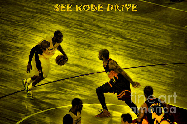 Kobe Nba Los Angeles Lakers 2013 Drive To Championship Staples Center All Star Western Conference Kobe Nba Los Angeles Lakers 2013 Drive To Championship Staples Center All Star Western Conference Kobe Nba Los Angeles Lakers 2013 Drive To Championship Staples Center All Star Western Conference Kobe Nba Los Angeles Lakers 2013 Drive To Championship Staples Center All Star Western Conference Kobe Nba Los Angeles Lakers 2013 Drive To Championship Staples Center All Star Western Conference Photograph - Kobe Lakers by RJ Aguilar