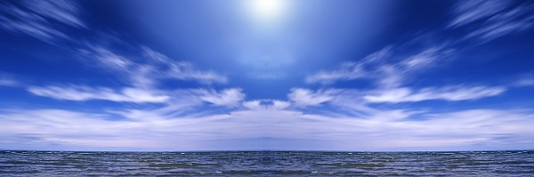 Light Photograph - Lake Huron And Sky by Vast Photography