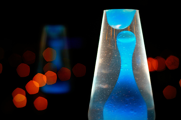 Lava Lamp Photograph by Emac Images
