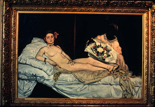 Turkish Harem Photograph - Le Grande Odalisque By Ingre by Carl Purcell