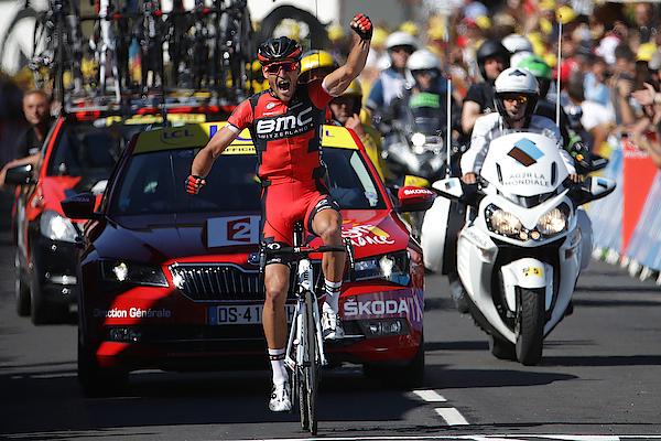 Le Tour De France 2016 - Stage Five Photograph by Chris Graythen