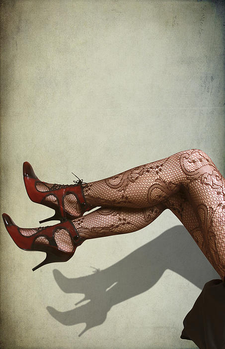 Beautiful Photograph - Legs by Svetlana Sewell
