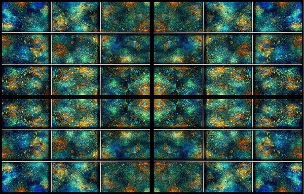 Star Digital Art - Limitless Night Sky by Betsy Knapp