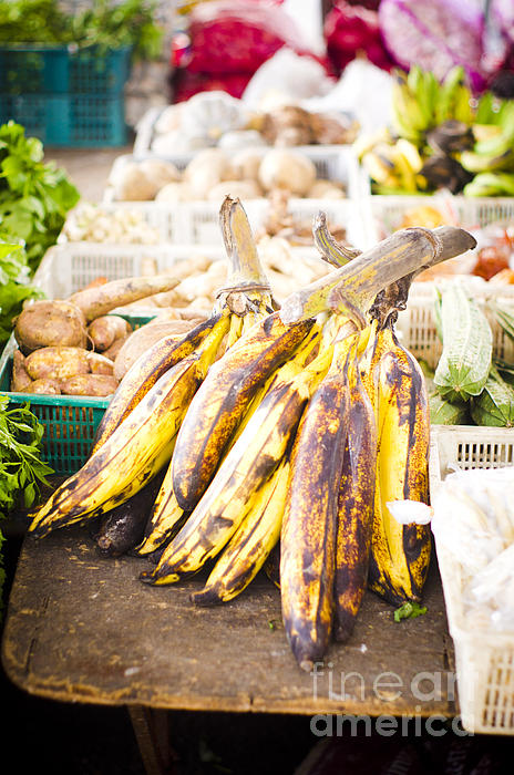 Local Photograph - Local Asian Market by Tuimages