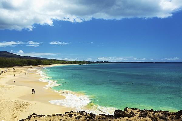 Beach Photograph - Makena Beach Lookout by Kicka Witte