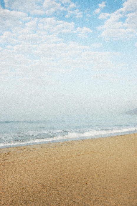 Landscape Photograph - Malibu Morning by Ari Jacobs