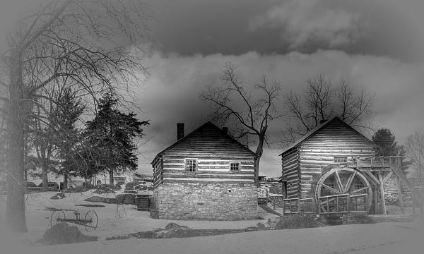 Cyrus Mccormick Photograph - Mccormick Farm 2 by Todd Hostetter