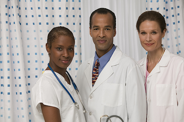 Medical Team Photograph by Comstock Images