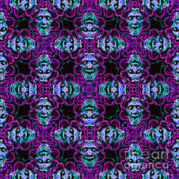 Medusa Photograph - Medusa Abstract 20130131m180 by Wingsdomain Art and Photography