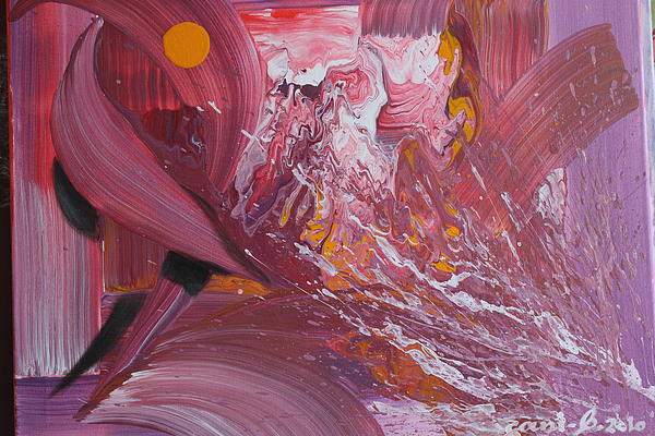 Medusas Bath Painting by Gani Banacia