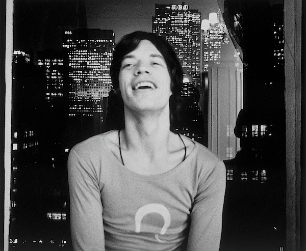 Mick Jagger Laughing Photograph by Cecil Beaton