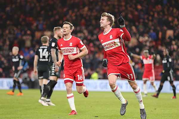 Middlesbrough V Leeds United - Sky Bet Championship Photograph by James Williamson - AMA