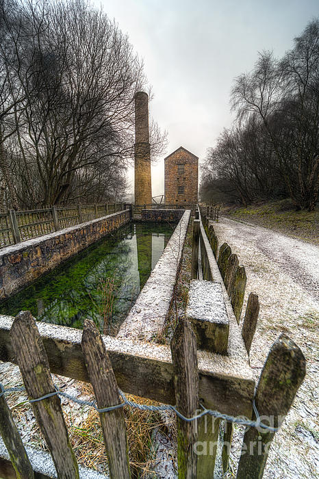 1296 Photograph - Minera Mines by Adrian Evans