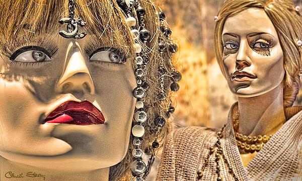 She-devil Photograph - Mistrust by Chuck Staley