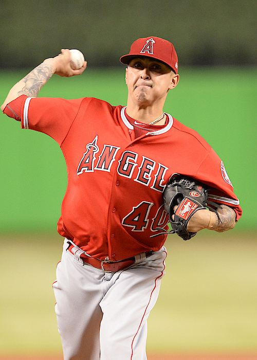 Mlb: May 26 Angels At Marlins Photograph by Icon Sportswire