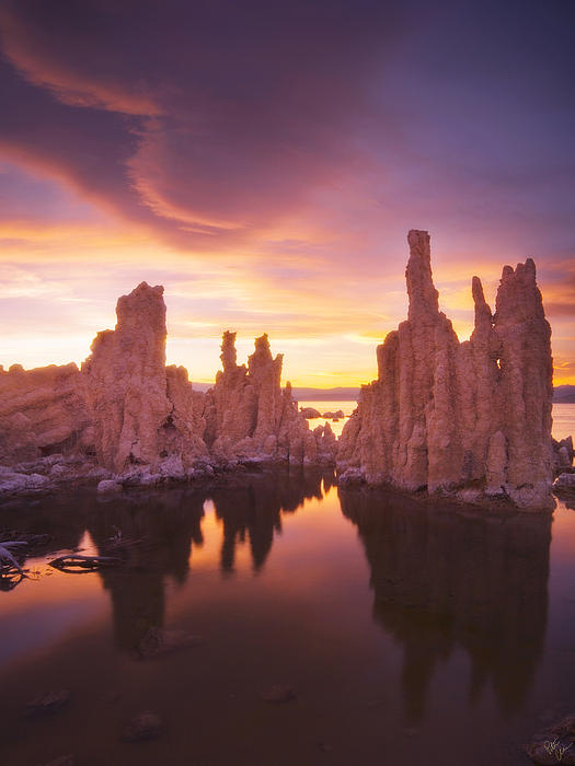 Mono Lake Photograph - Mono Magic by Peter Coskun