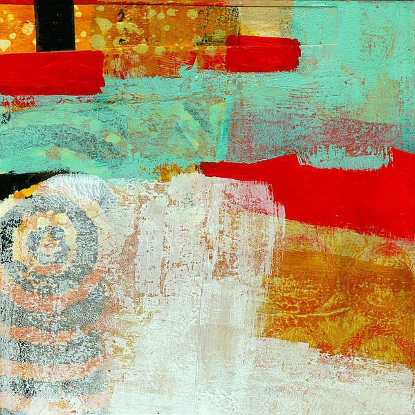 Jane Davies Painting - Moving Through 24 by Jane Davies