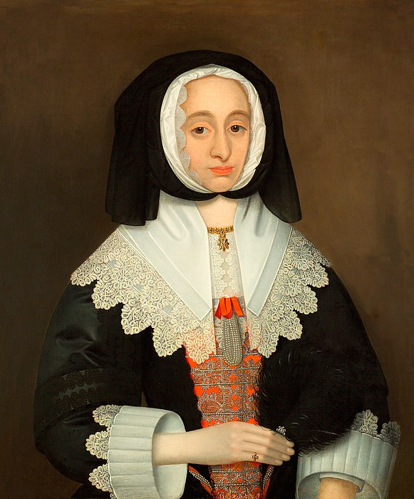 mrs hutchinson The works of thomas hooker  what mattered was the leadings of the spirit with him mrs hutchinson was excommunicated from her church in boston and she and her.