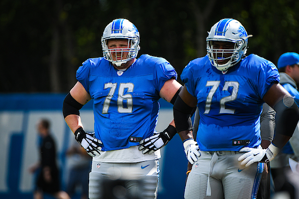 Nfl: Aug 02 Lions Training Camp Photograph by Icon Sportswire