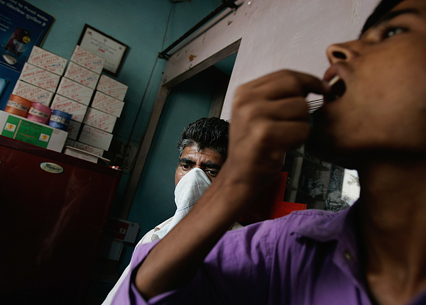 Ngos Reduce Impact Of Tuberculosis In India Photograph by Andrew Caballero-Reynolds