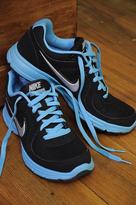 Nike Photograph - Nike Shoes by Nicole Berna