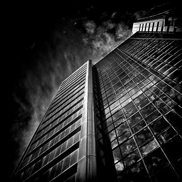 Toronto Photograph - No 123 Front St W Toronto Canada by Brian Carson