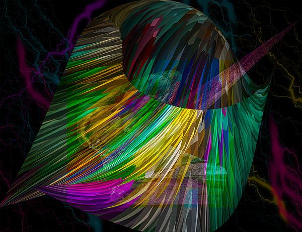 Nucleus Photograph - Nucleus by Camille Lopez