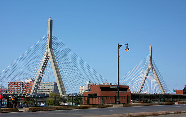 Boston Photograph - Old And New Boston by Kristin Elmquist