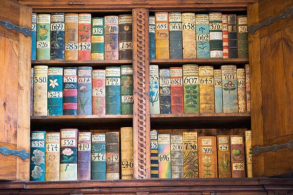 Books Photograph - Old Books In Prague by Matthias Hauser
