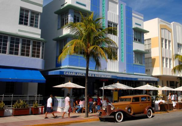 Miami Florida Photograph - Old Miami by David Lee Thompson