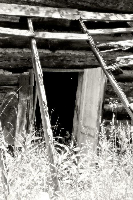 Barn Photograph - Old Tobacco Barn by Michael Allen