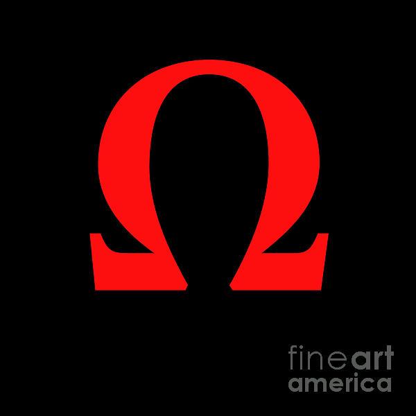 Omega Digital Art - Omega by Bruce Stanfield