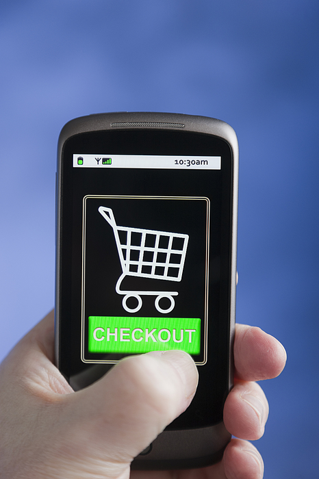 On-line Shopping - Checkout Photograph by Theasis