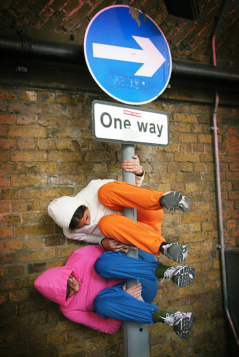 One Way Photograph - One Way by Stephen Norris