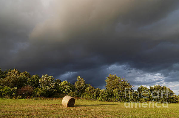 Overcast Photograph - Overcast - Before Rain by Michal Boubin