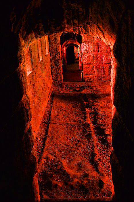 Passage Photograph - Passage To Hell by Karol Livote