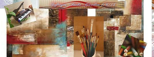 Design Digital Art - Pastal Collection by Annette Abbott