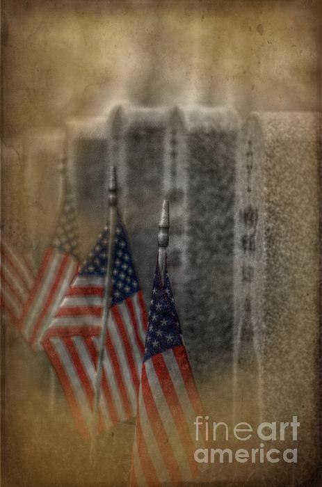 Patriot Photograph - Patriots Pallet by The Stone Age