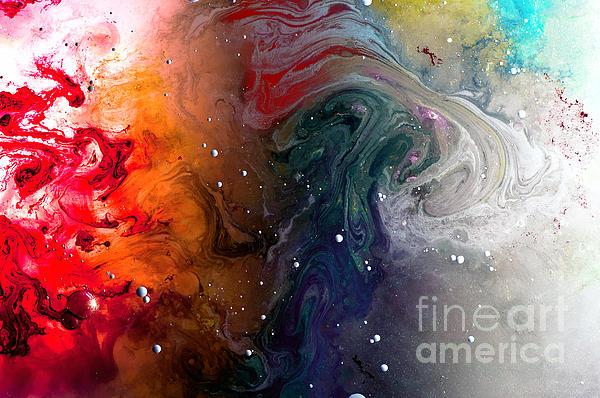 Galaxy Photograph - Pi Galaxy by Petros Yiannakas