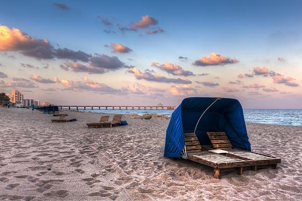 Deerfield Photograph - Pink Sands by Debra and Dave Vanderlaan