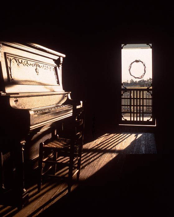 Piano Photograph - Play Me by David and Carol Kelly