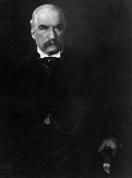 the biography of john pierpont morgan the businessman John pierpont jack morgan jr, also referred and his dedication to efficiency and modernization helped transform american business morgan has been described as.