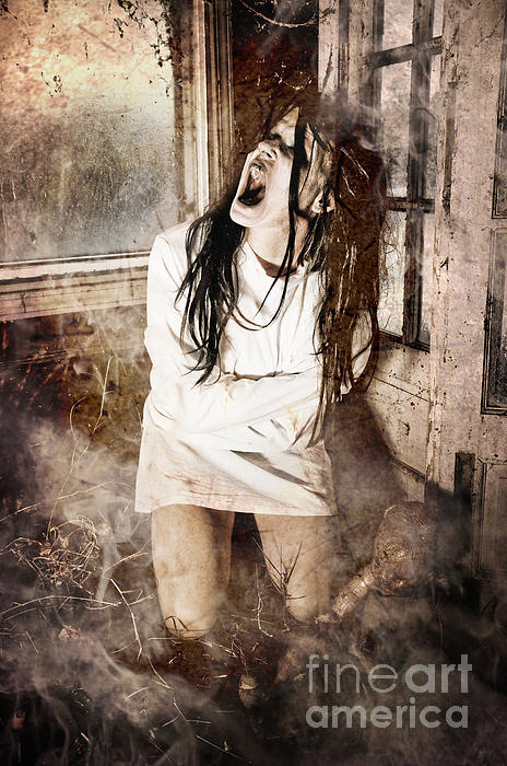 Halloween Photograph - Possessed by Jt PhotoDesign