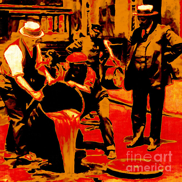 Bar Photograph - Prohibition 20130218 by Wingsdomain Art and Photography