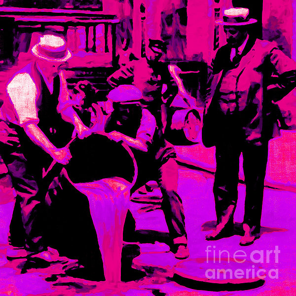 Bar Photograph - Prohibition 20130218m68 by Wingsdomain Art and Photography
