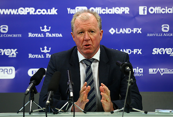 Queens Park Rangers Unveil New Manager Steve Mcclaren Photograph by Clive Rose