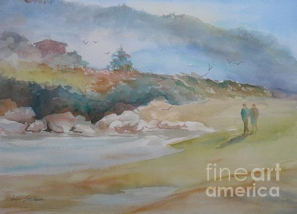 John Svenson Painting - Quiet Morning by John  Svenson