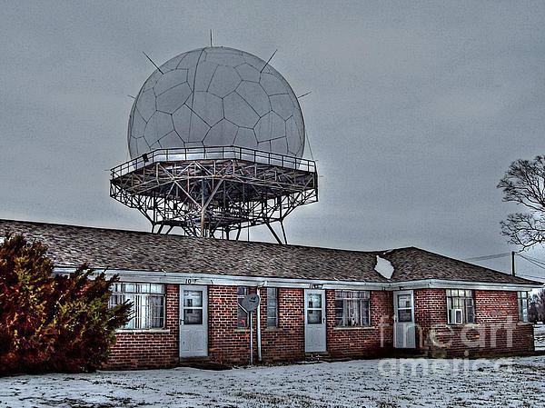 Michigan Photograph - Radar Row by MJ Olsen