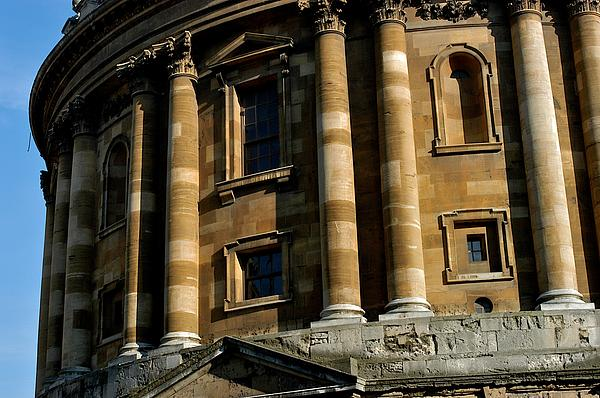 Bodleian Library Photograph - Radcliffe Camera by Joseph Yarbrough